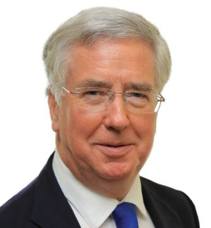 """Secretary of State Michael Fallon"" by Ministry of Defence - https://www.gov.uk/government/people/michael-fallon. Via Wikimedia Commons - http://commons.wikimedia.org/wiki/File:Secretary_of_State_Michael_Fallon.jpg#/media/File:Secretary_of_State_Michael_Fallon.jpg"