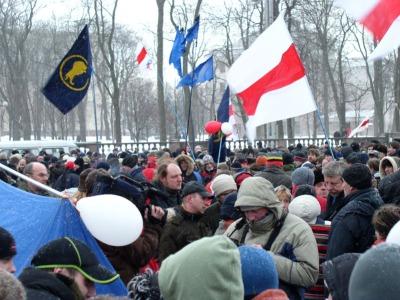 Belarus demonstrations